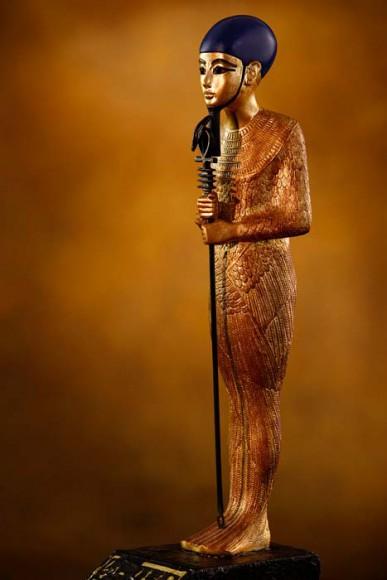 Figur des Gottes Ptah