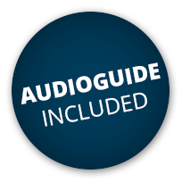 AUDIOGUIDE INCLUDED
